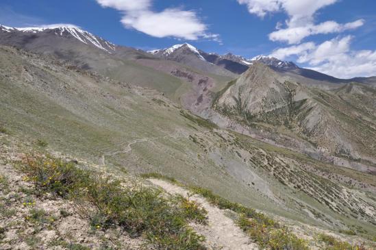 Panorama depuis le Gyuncho La n°2