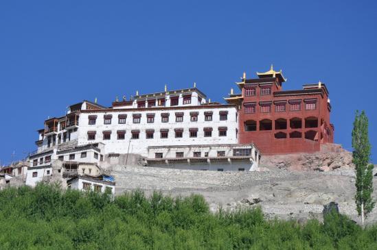 Le monastère de Matho