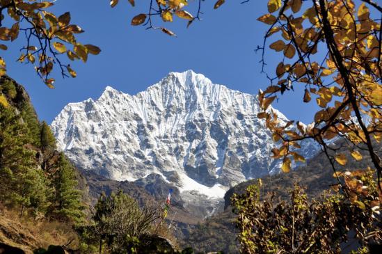 Entre Monjo et Phakding