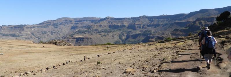 Sur le sentier de Ber Metebekiye