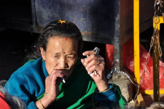 Kathmandu (Asan tole)
