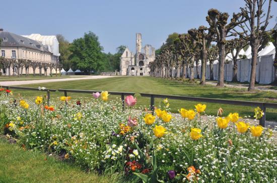 Ermenonville (abbaye de Chaalis)