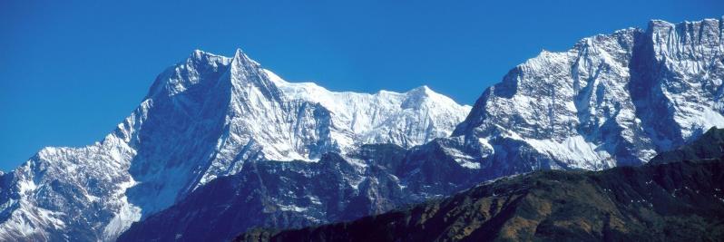 La chaîne des Nilgiri