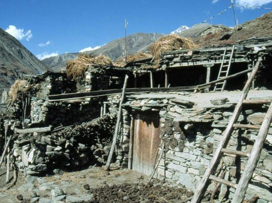 Le village de Samdo
