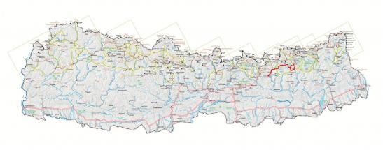Trek route kharkas