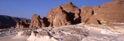 White canyon (désert du Sinaï)
